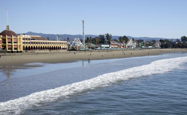 סנטה קרוז, קליפורניה (צילום: אימג'בנק / Thinkstock)