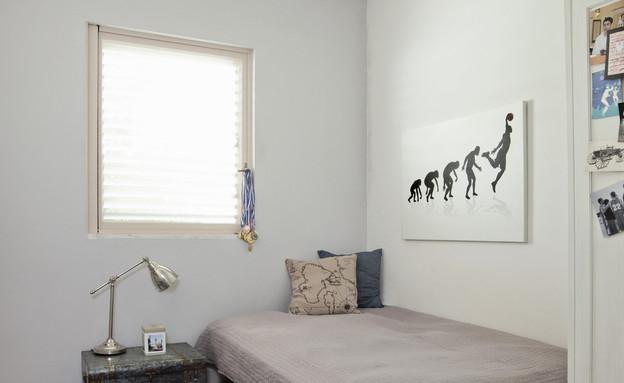 חדר מתבגר (צילום: הגר דופלט)