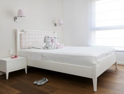 חדר שינה נערה (צילום: שירן כרמל)