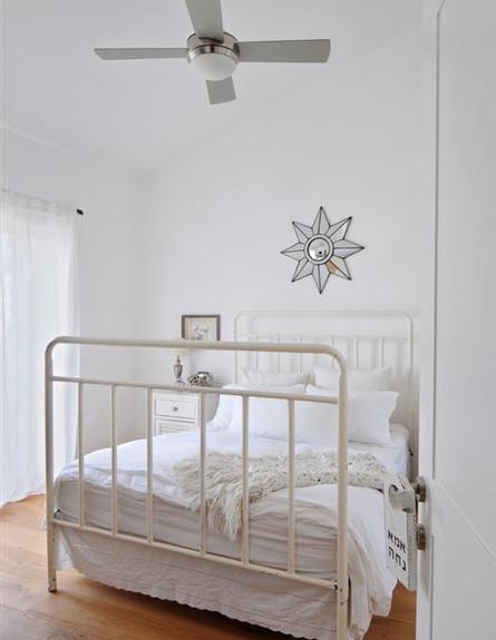 חדר שינה (צילום: שי אדם עבור הספר הבית הרגשי של אורלי רובינזון)