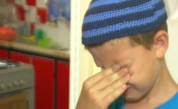 האב מת – המדינה רוצה לגרש את הבן (צילום: חדשות2)