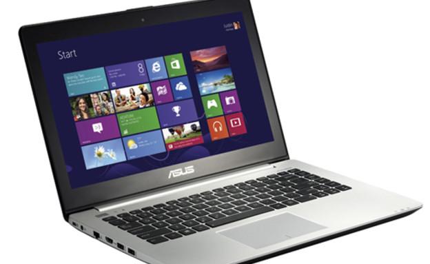 דגם VivoBook S451 של Asus (צילום: Asus)