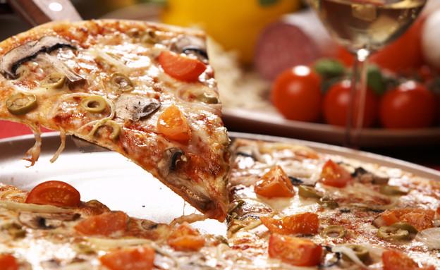 פיצה (צילום: ShyMan, Istock)