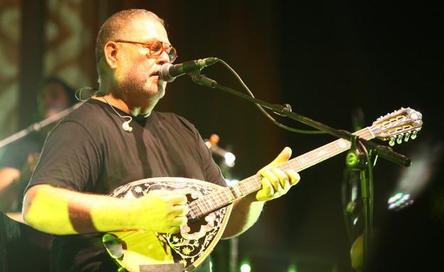 יהודה פוליקר בקיסריה 2014 (צילום: ענבל צח)