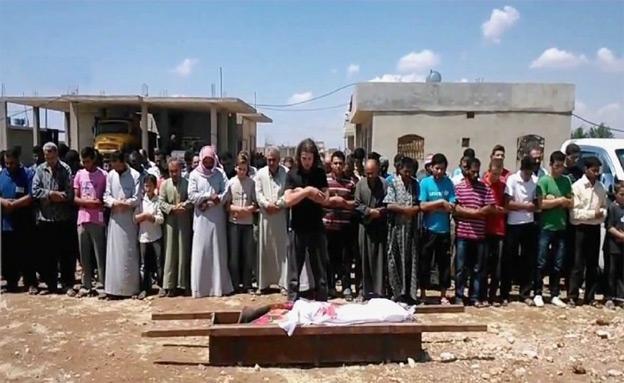 סוריה: יומן מלחמה (צילום: חדשות 2)