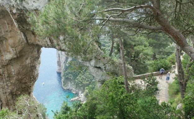 טיול באיטליה, קארפי מדרון (צילום: אייל שפירא)