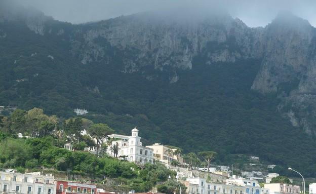 טיול באיטליה, קארפי נוף (צילום: אייל שפירא)