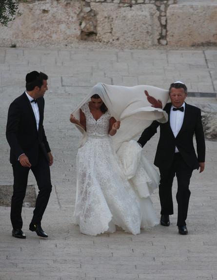 חתונה הבת של גאידמק (צילום: פול סגל)