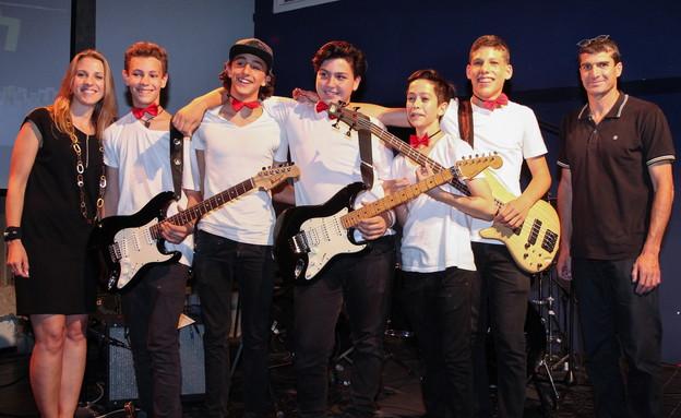 להקת שטח פרטי (צילום: אורי שי)