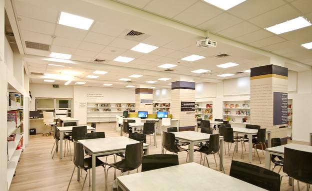 ספריות. בית ספר גורדון