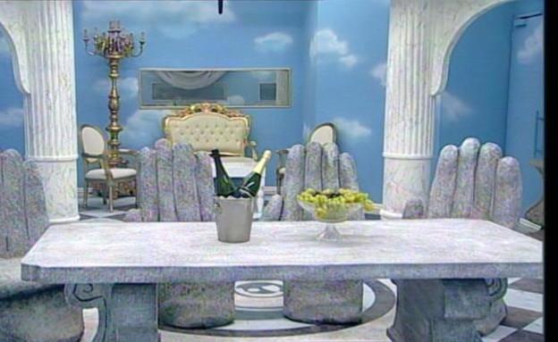 חדר האלים (תמונת AVI: mako)