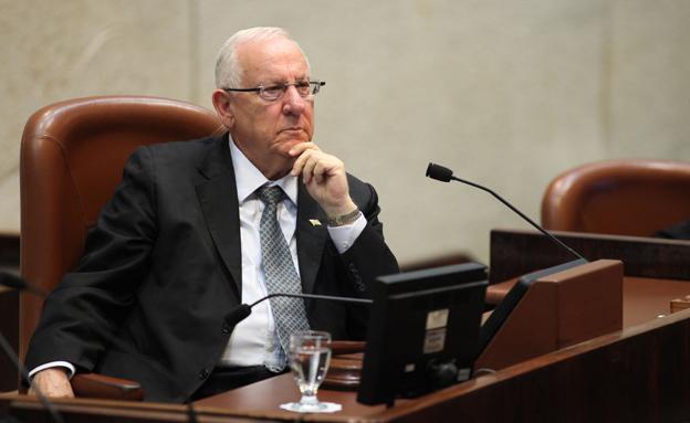 """ח""""כ ראובן ריבלין, ארכיון (צילום: יואב ארי דודקביץ, פלאש 90)"""