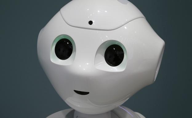 פפר - הרובוט האמוציונלי הראשון (צילום: AP)