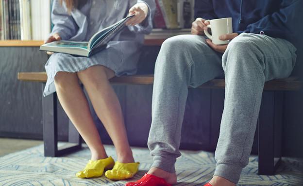 חמישייה. 2.6 נעליים  (צילום: satsuki )