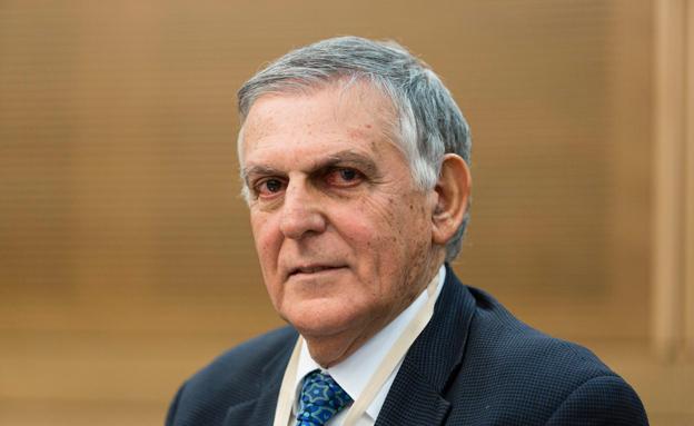 הפרופסור דן שכטמן (צילום: פלאש 90)