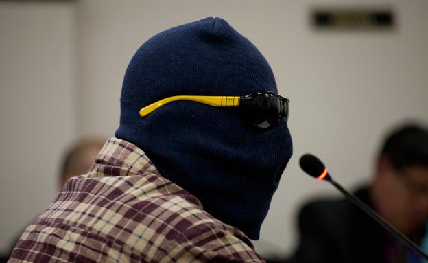 על דוכן העדים: בלש בתחפושת. אילוסטרציה (צילום: AP)