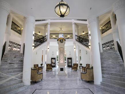 דירה, מלון וולדורף אסטוריה (צילום: אוליבייה פיטוסי)