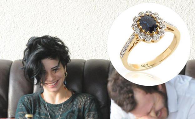הטבעת של נינט (צילום: ברק פכטר)
