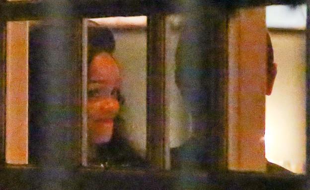 ריהאנה וכריס מרטין  (צילום: Splashnews, splash news)