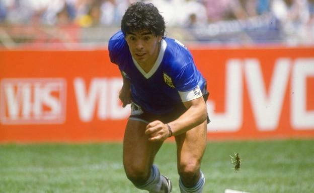דייגו מרדונה מונדיאל 1986 (צילום: Getty Images, GettyImages IL)