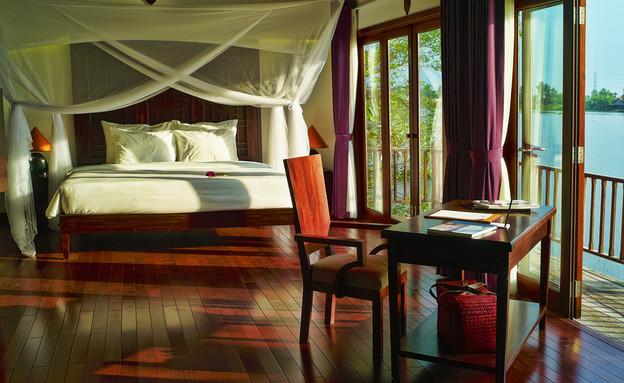 מלון אדריכלים, באיי וילה (צילום: An Lam Ninh Van Bay Vilas)