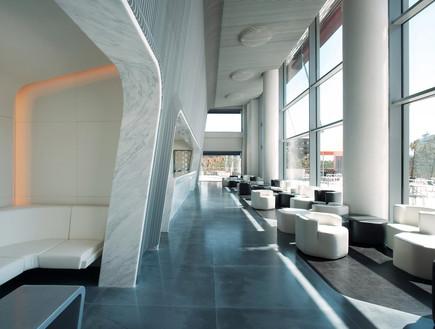 מלון אדריכלים, פאורטה אמריקה