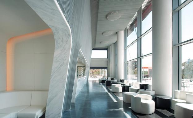 מלון אדריכלים, פאורטה אמריקה  (צילום: Puerta America)