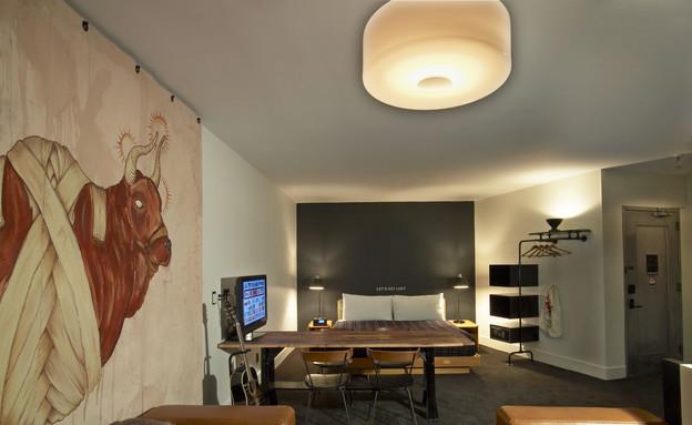 מלון אדריכלים, אייס הוטל ניו יורק  (צילום: ACE HOTEL)
