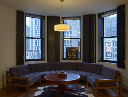 מלון אדריכלים, אייס הוטל ניו יורק