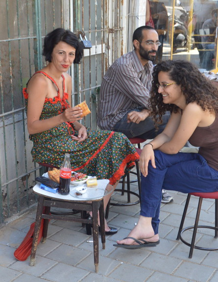 אורטל בן דיין (צילום: צי'נו)