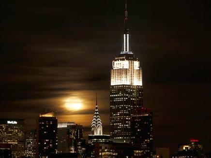 ניו יורק, בירת הקפיטליזם, שלישית ביוקר ל (צילום: רויטרס)