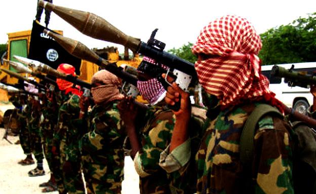 אנשי אל קעידה (צילום: ap)