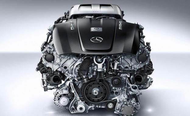 מנוע AMG חדש