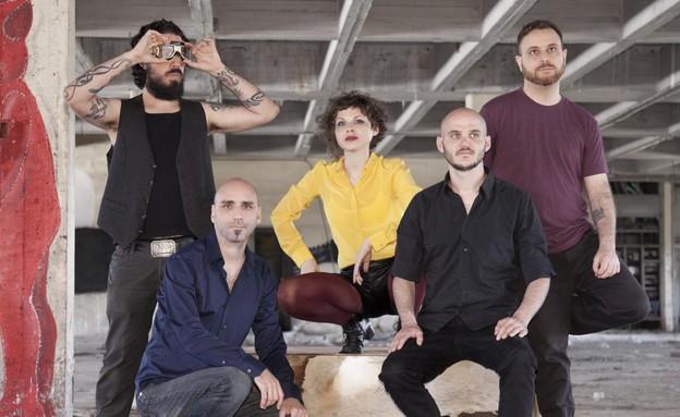 להקת איטליז (צילום: כפיר איתן קסוטו)