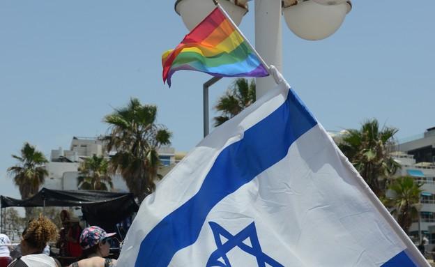 מצעד הגאווה 2014 (צילום: צי'נו)