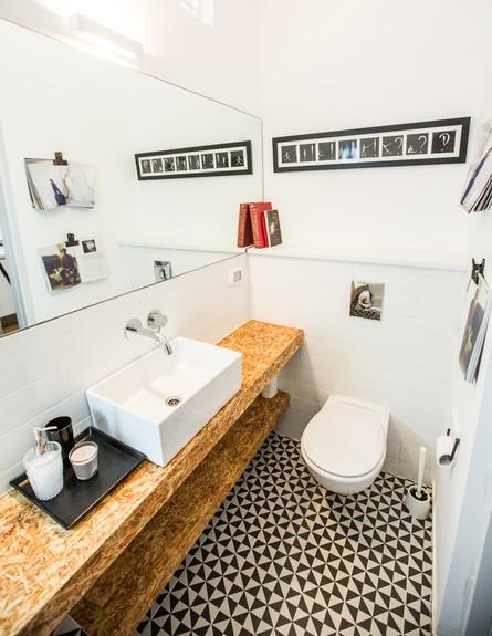 דירה בעיצובה של רחלי אבני (צילום: רואי קטלן)