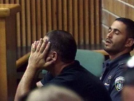 ויטלי מיכלוב בבית המשפט (צילום: חדשות 2)