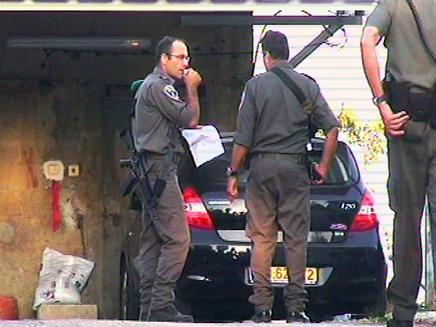 רצח באביחיל (צילום: חדשות 2)