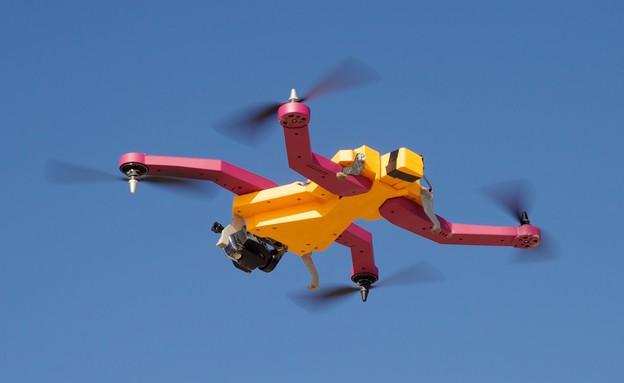 """כטב""""מ ה-AirDog של חברת Helico (צילום: Helico)"""