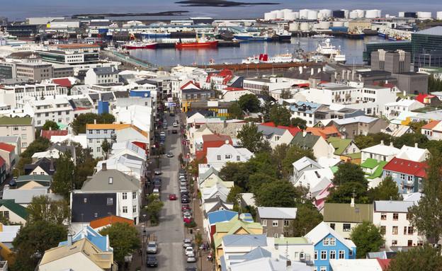 יעדי קיץ - רייקיאוויק, איסלנד (צילום: אימג'בנק / Thinkstock)