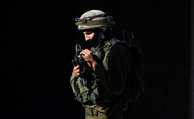 """מבצע מעצרים ביו""""ש (צילום: רויטרס)"""