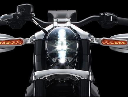 אופנוע הארלי חשמליי
