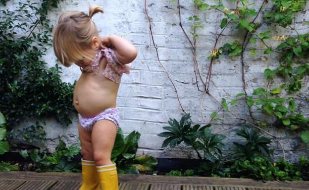 קורטני אדמו (צילום: babyccinokids.com)