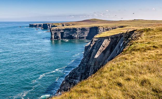 צוקים באירלנד (צילום: Jacki Soikis)