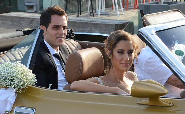 חתונה עדיאל ואסף פתאל - שם (צילום: צי'נו)