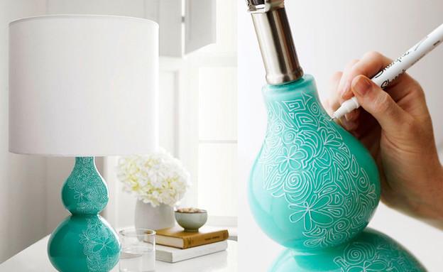 עיצובים בטוש (צילום: bhg.com)