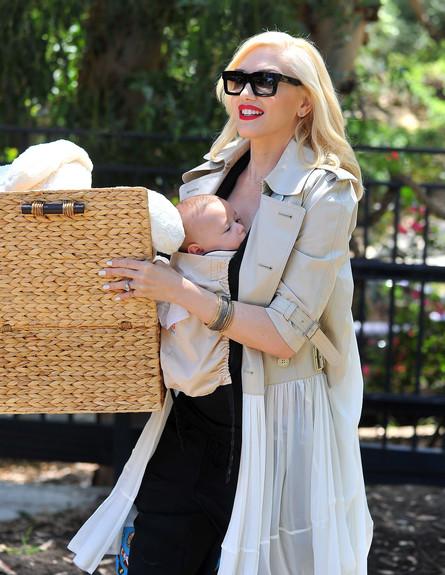 מי התינוק בר המזל? (צילום: Splashnews, splash news)