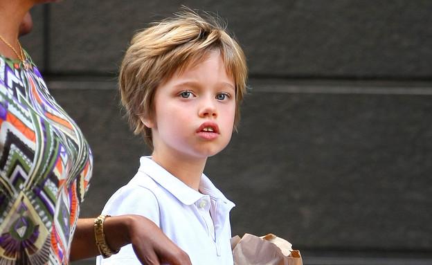 ילדים טרנסג'נדרים - שיילו פיט (צילום: Splashnews, splash news)