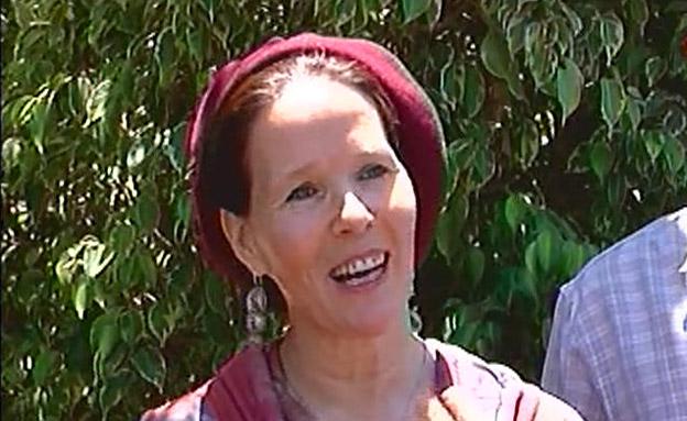 רחל פרנקל, אמו של נפתלי פרנקל (צילום: חדשות 2)