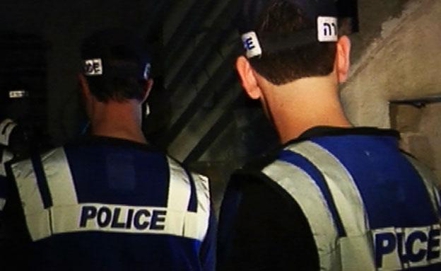 מעצר חשודים, ארכיון (צילום: חדשות 2)